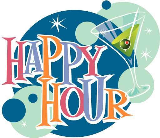 Happy hour clipart jpg black and white library Happy Hour Pic | Free download best Happy Hour Pic on ClipArtMag.com jpg black and white library