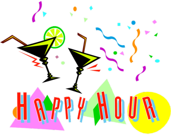 Happy hour border with cocktail clipart png royalty free library 33+ Happy Hour Pictures Clip Art | ClipartLook png royalty free library