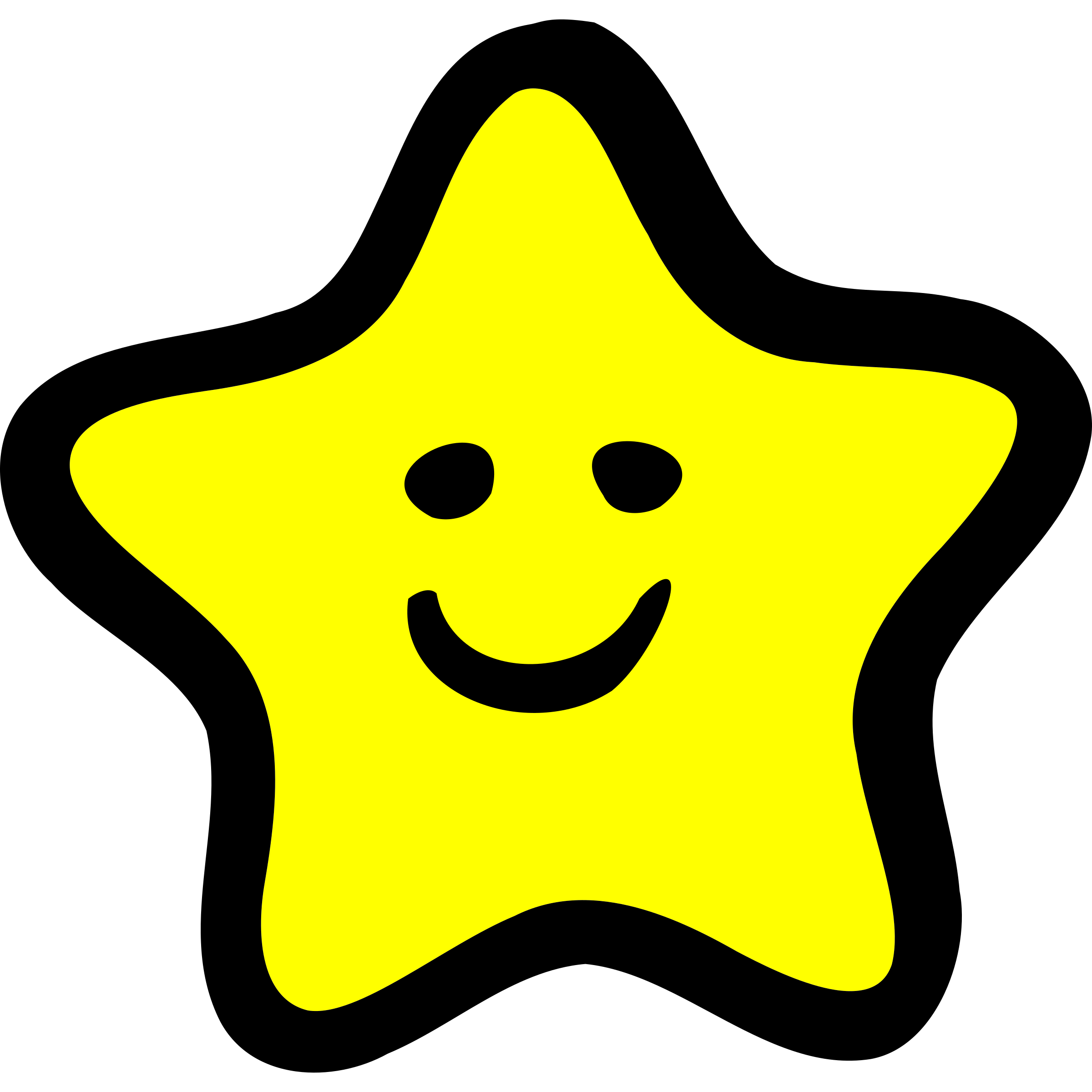Smiley star clipart banner library download Clipart - Happy Star banner library download