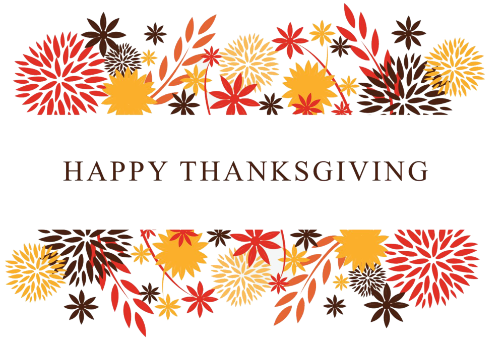 Happy thanksgiving clipart high res vector black and white download Happy Thanksgiving 2017 Pictures, Messages and Clipart vector black and white download