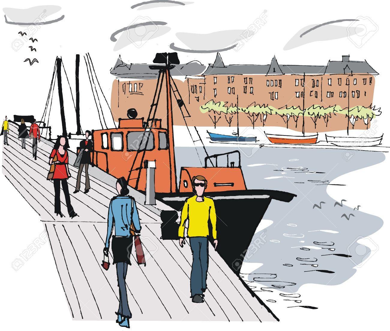 Clipart harbour image transparent download Harbour clipart 8 » Clipart Station image transparent download