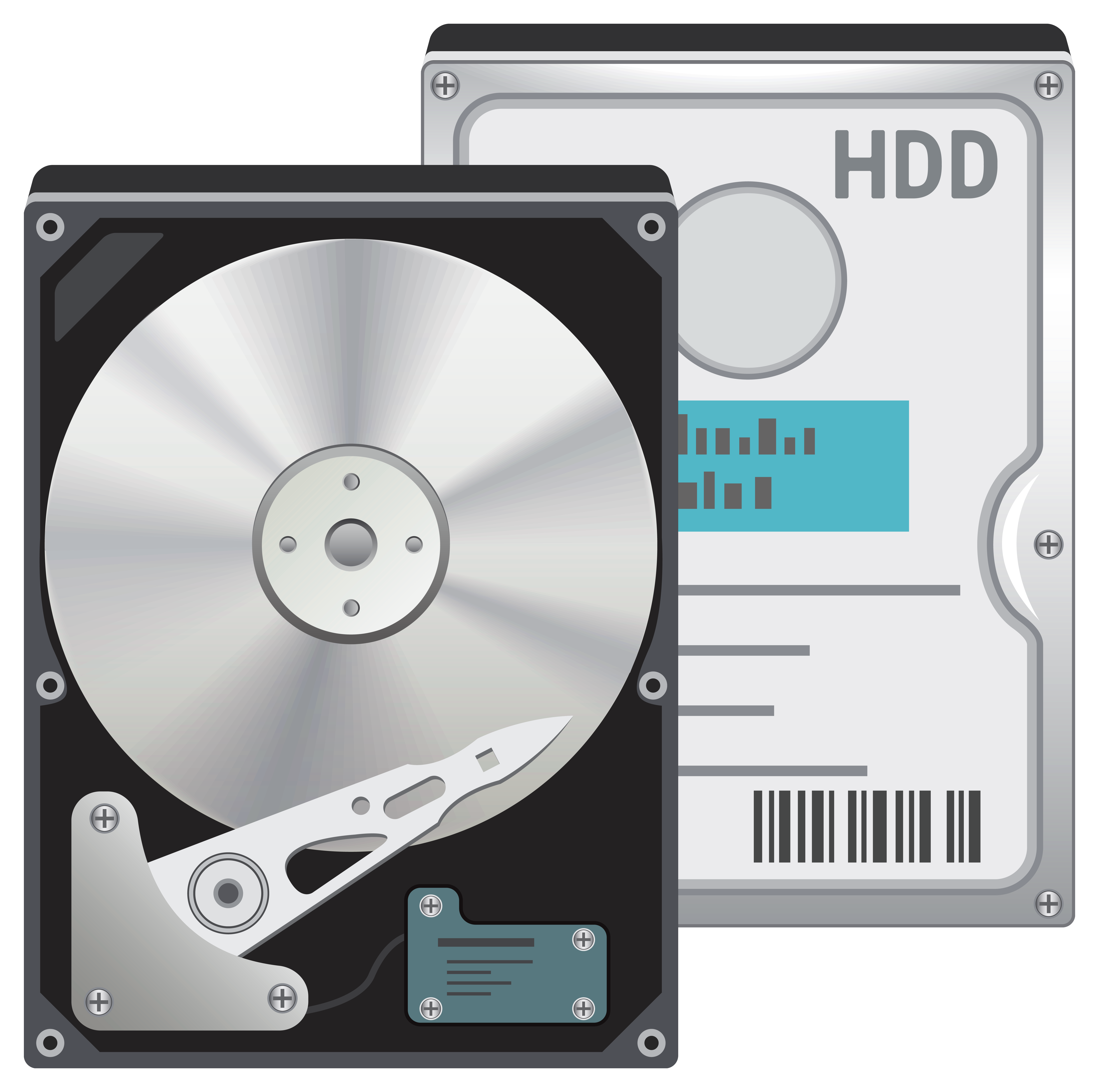 Clipart hard drive graphic transparent Hard Disk Drive HDD PNG Clipart - Best WEB Clipart graphic transparent