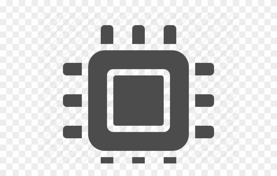 Clipart hardware clip transparent Cpu Clipart Hardware - Microprocessor - Png Download (#1951508 ... clip transparent