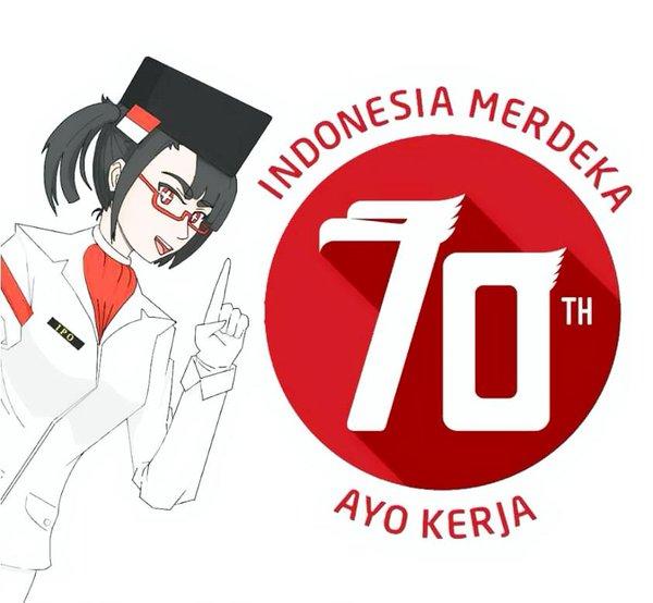 Clipart hari kemerdekaan indonesia clipart library library Otaku Anime Indo on Twitter: