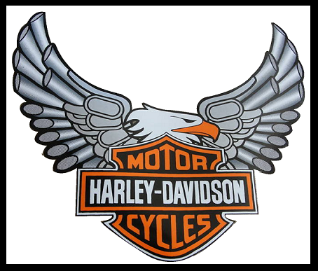 Harley davidson wings clipart svg black and white download Harley davidson on harley davidson logo motorcycles clip art image ... svg black and white download