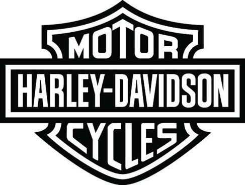 Harley davidson clipart free download banner black and white library Free Harley-Davidson Logo Cliparts, Download Free Clip Art, Free ... banner black and white library