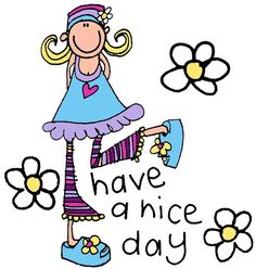 Have a great day clipart free clip art black and white download Have A Nice Day Clip Art (41 ) - Free Clipart clip art black and white download