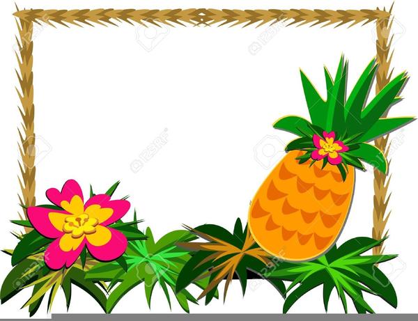 Clipart hawaiian graphic library stock Christmas Clipart Hawaiian | Free Images at Clker.com - vector clip ... graphic library stock