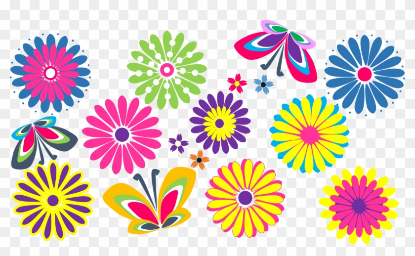 Clipart hd download banner royalty free Flowers Clipart, HD Png Download (#6679275), Free Download on Pngix banner royalty free