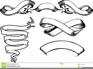 Clipart headers banner freeuse Scroll Header Clipart | Free Images at Clker.com - vector clip art ... banner freeuse