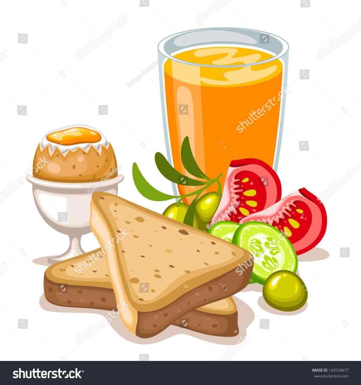 Clipart healthy breakfast transparent download Healthy breakfast clipart 6 » Clipart Station transparent download