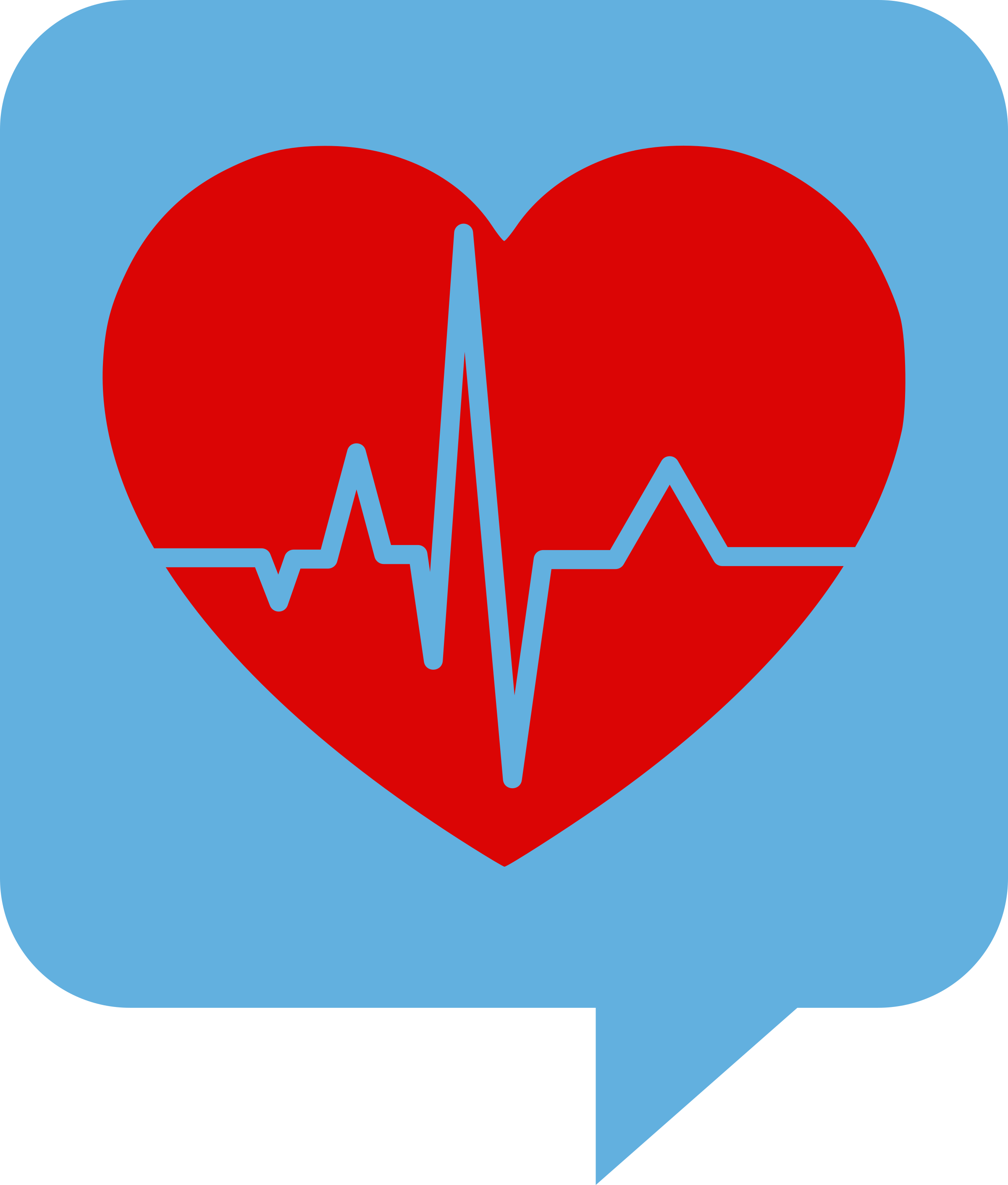 Heartbeat with heart clipart picture Clipart - Heartbeat Logo for Health.SE picture