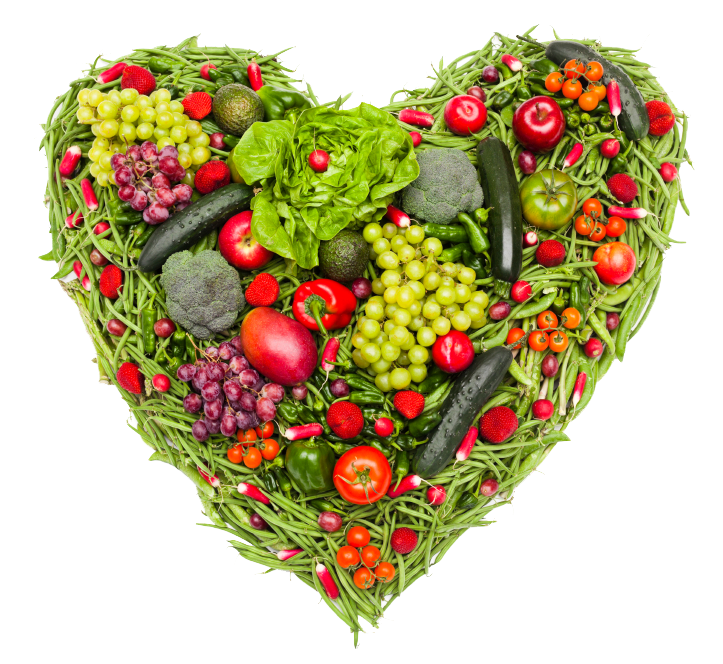 Clipart heart health clip art freeuse stock Love Your Heart through Healthy Living - Food Bank of South Jersey clip art freeuse stock