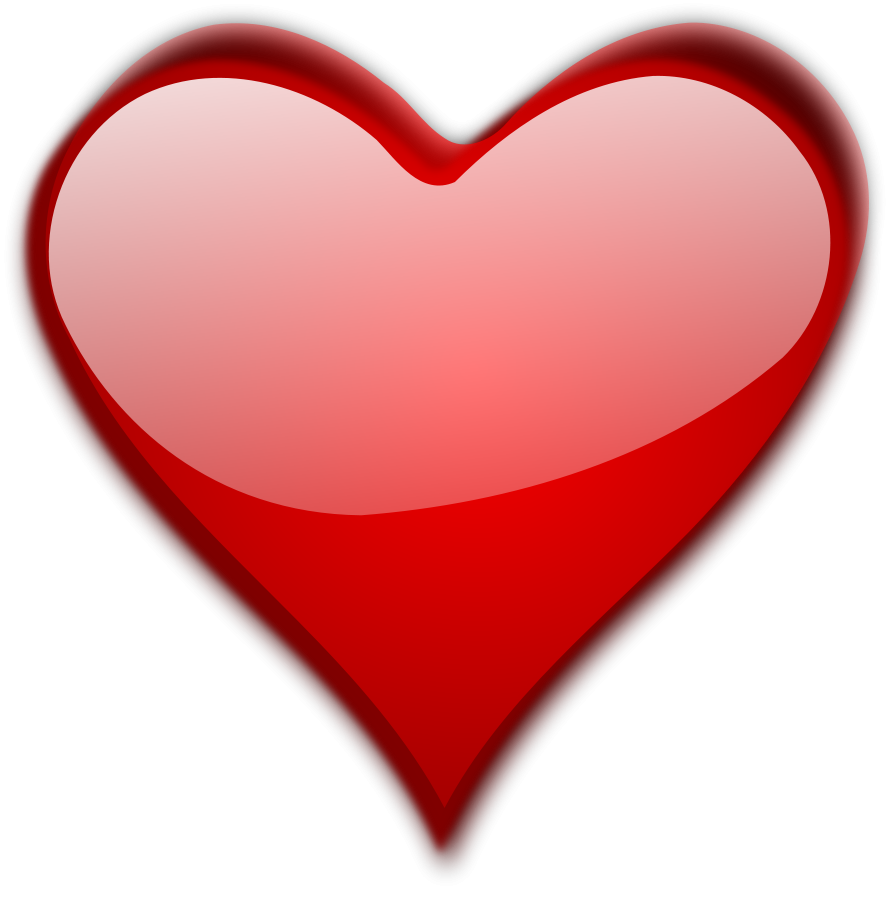 Healthy heart clipart vector free library Heart Design Clipart at GetDrawings.com | Free for personal use ... vector free library