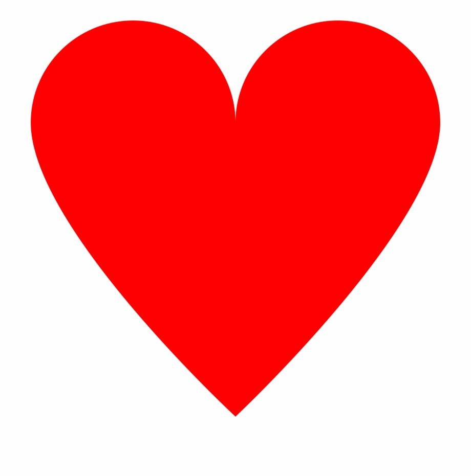 Clipart heart icon image transparent download Clipart Heart Icon - Love Heart, Transparent Png Download For Free ... image transparent download