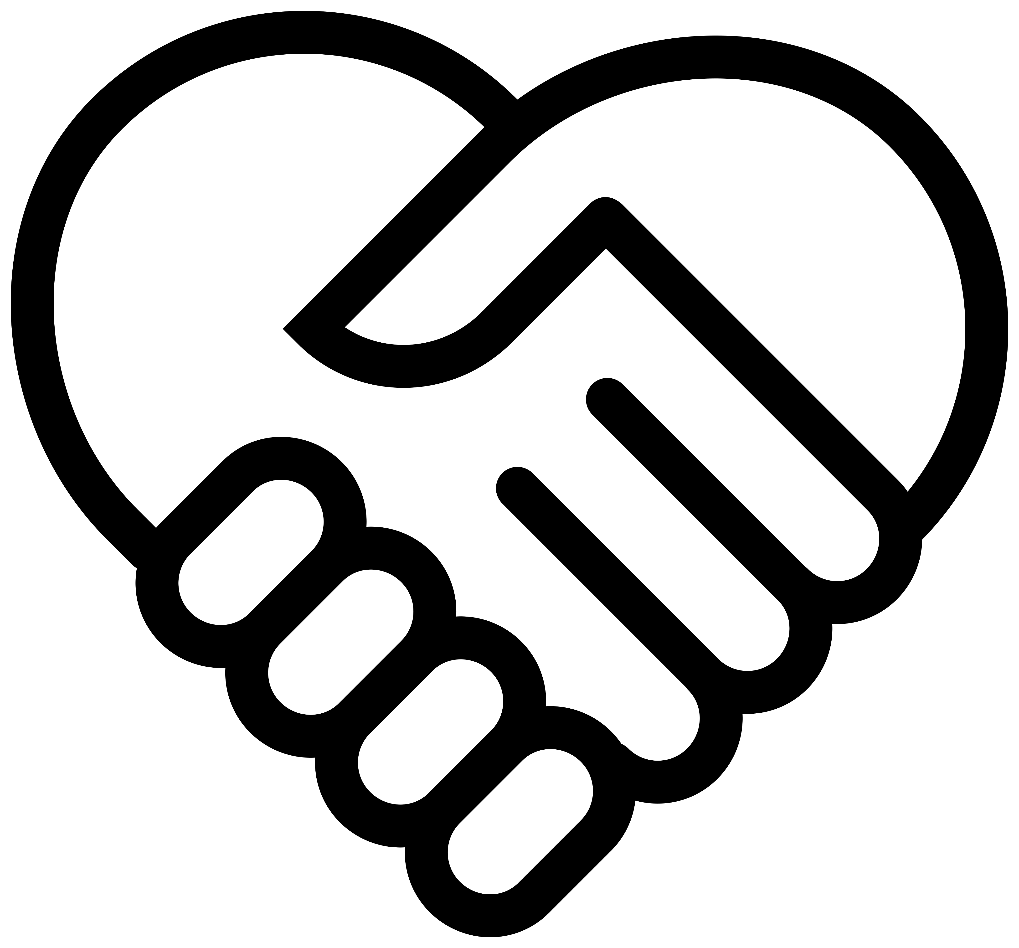 Heart and hand clipart graphic free download File:Heart-hand-shake.svg - Wikimedia Commons graphic free download