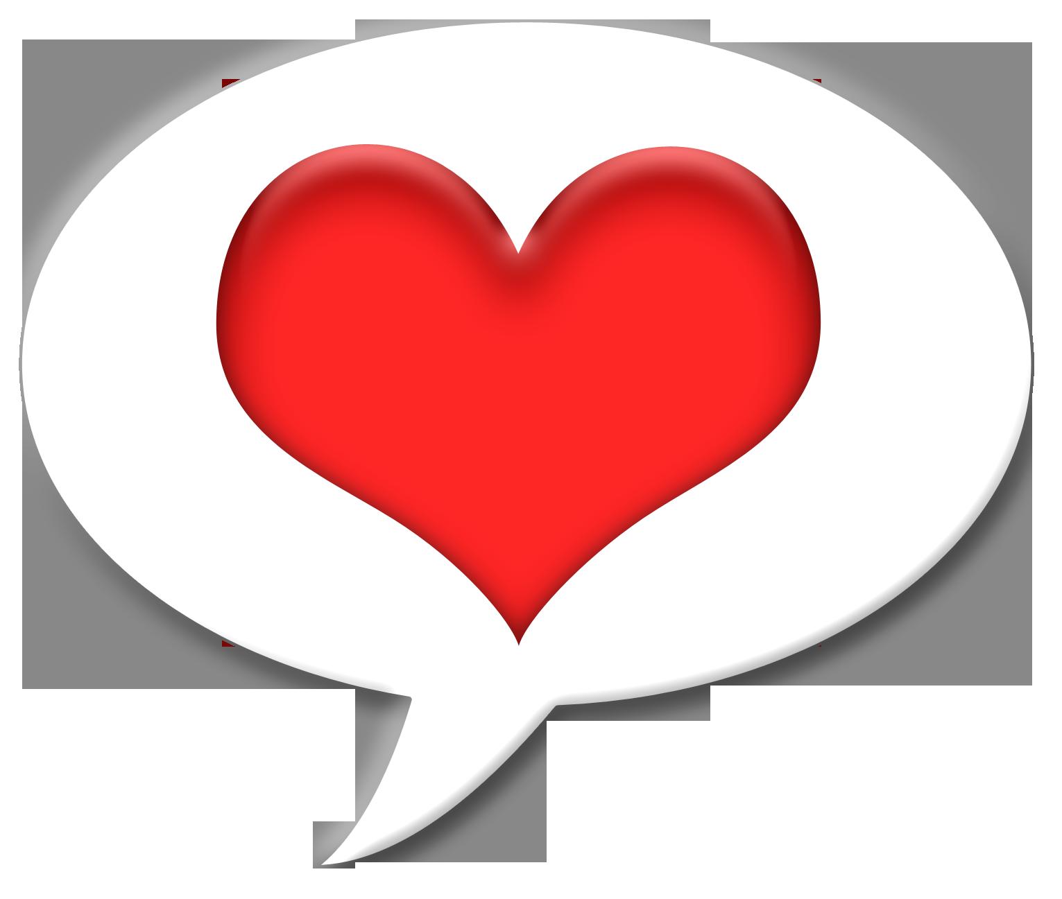 Heart cookie clipart jpg Clipart heart outline talk jpg