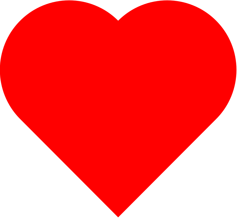 Clipart heart outline talk image royalty free stock File:A perfect SVG heart.svg - Wikimedia Commons image royalty free stock