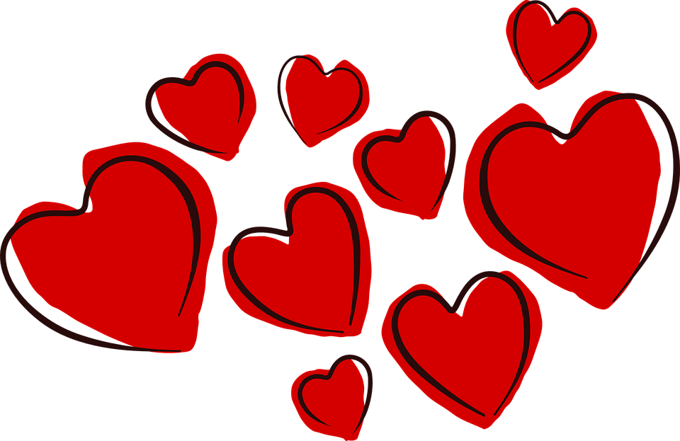 Clipart heart outline talk vector free stock Tonia Says: Let's Talk About Speechless 1x06 'D-A-T-E--DATE
