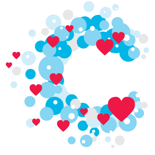 Snowflake heart clipart clip art freeuse download Cakesgram - Snowflake clip art freeuse download