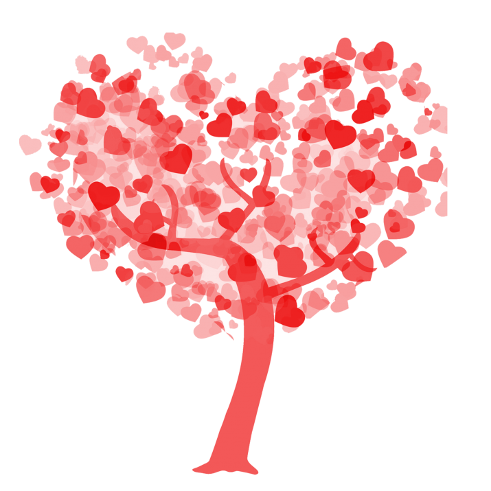 Clipart heart tree jpg stock Heart Tree PNG Clipart Image Free Download searchpng.com jpg stock
