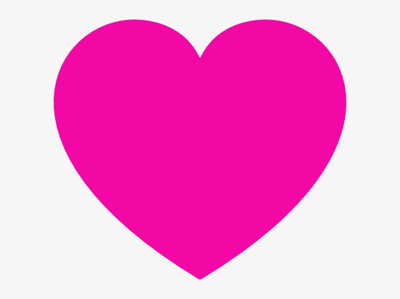 Tumblr heart clipart pink svg freeuse stock Heart Clipart Tumblr > > 12,56kb - Pink Heart Icon Transparent ... svg freeuse stock
