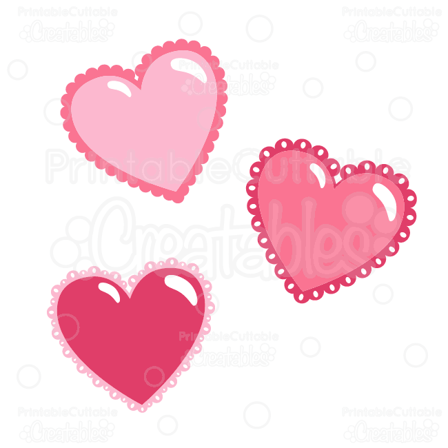 Clipart hearts free picture Free clipart valentines day hearts - ClipartFest picture