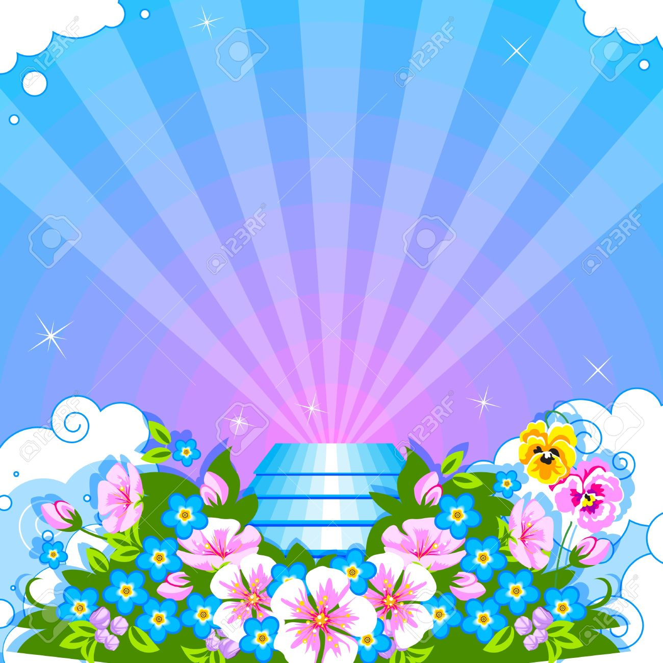 Clipart heaven clip black and white Heaven Clip Art Free | Clipart Panda - Free Clipart Images clip black and white