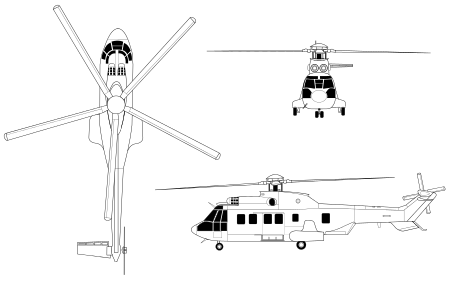 Clipart helicopter operators jpg freeuse stock Eurocopter EC225 Super Puma - Wikipedia jpg freeuse stock