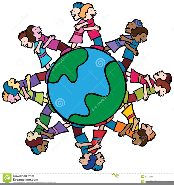 Clipart helping vector transparent Free Clipart Of Children Helping Others | Free Images at Clker.com ... vector transparent