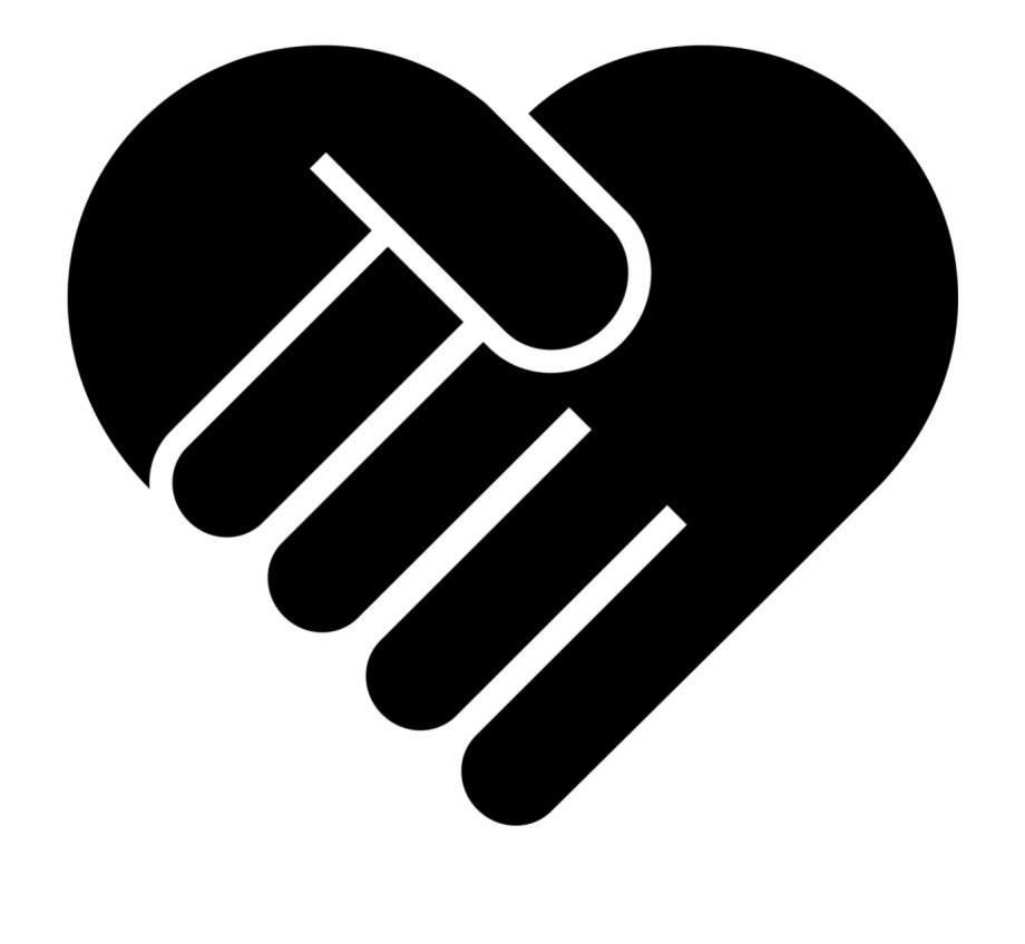 Clipart helping hands graphic download Hands - Helping Hand Heart Png Free PNG Images & Clipart Download ... graphic download