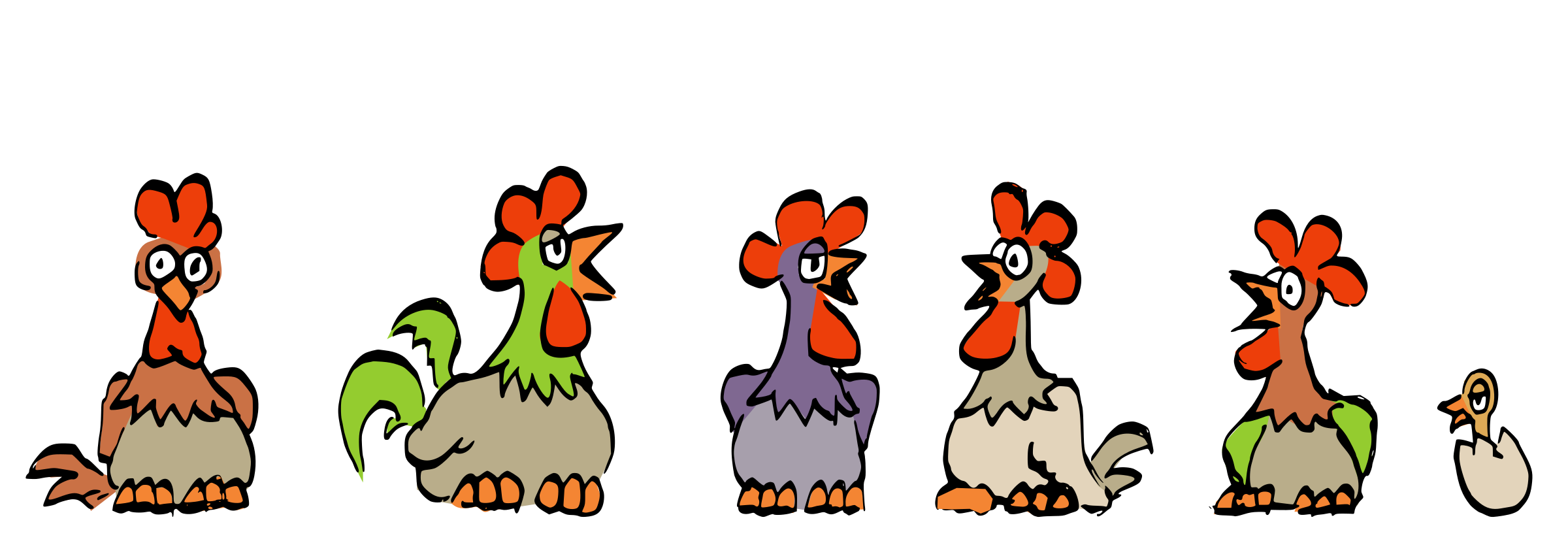 Hen house clipart royalty free stock Clipart - Chicken Chat royalty free stock