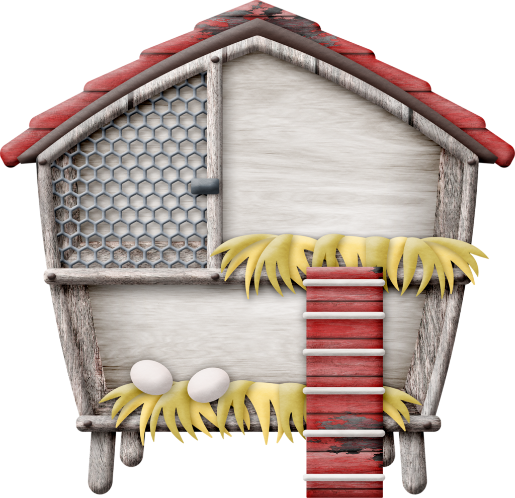 Clipart hen house image freeuse library chookhouse.png | Pinterest | Doodles, Clip art and Scrapbooking image freeuse library