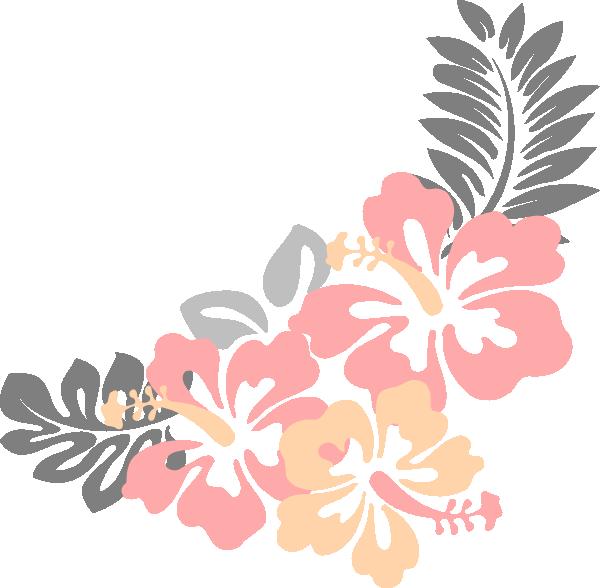 Hibiscus flower clipart clip art transparent Hibiscus Flower Clip Art at Clker.com - vector clip art online ... clip art transparent