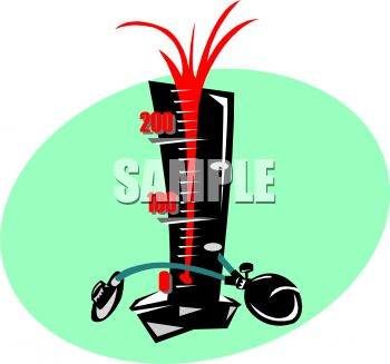 Clipart high blood pressure clip download High Blood Pressure - Royalty Free Clip Art Picture clip download