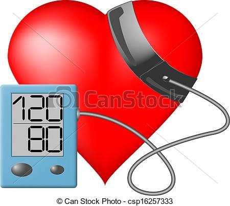 Clipart high blood pressure image freeuse library High blood pressure clipart - ClipartFest image freeuse library