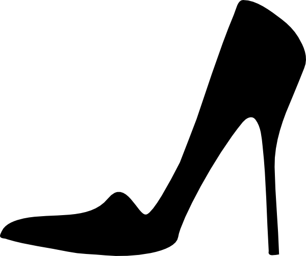 Clipart high heels picture black and white download Free High Heel Clipart, Download Free Clip Art, Free Clip Art on ... picture black and white download