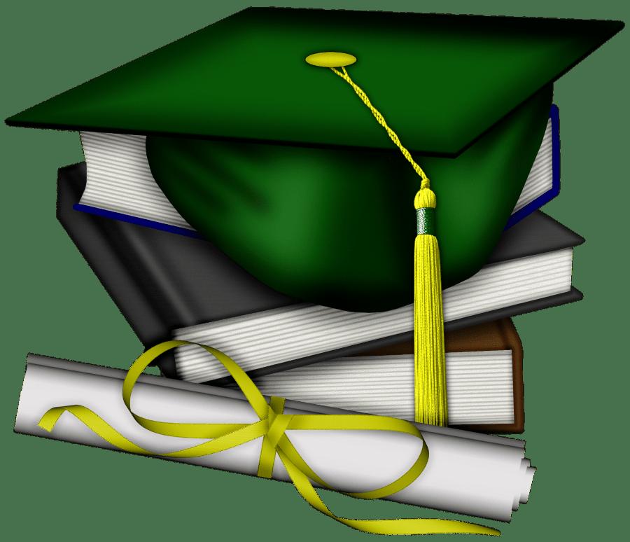 Clipart high school clipart transparent graduation clipart – green and gold hat – John F. Kennedy High ... clipart transparent