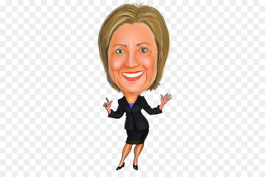 Clipart hillary clinton clip black and white download Hillary Clinton Child png download - 494*600 - Free Transparent ... clip black and white download