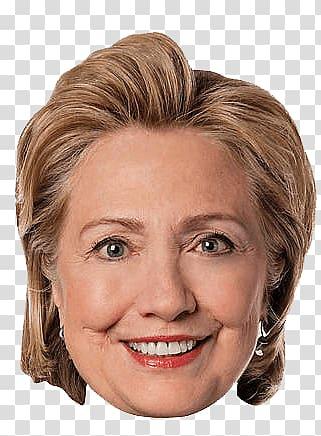 Clipart hillary clinton clip art Hillary Clinton, Face Clinton transparent background PNG clipart ... clip art