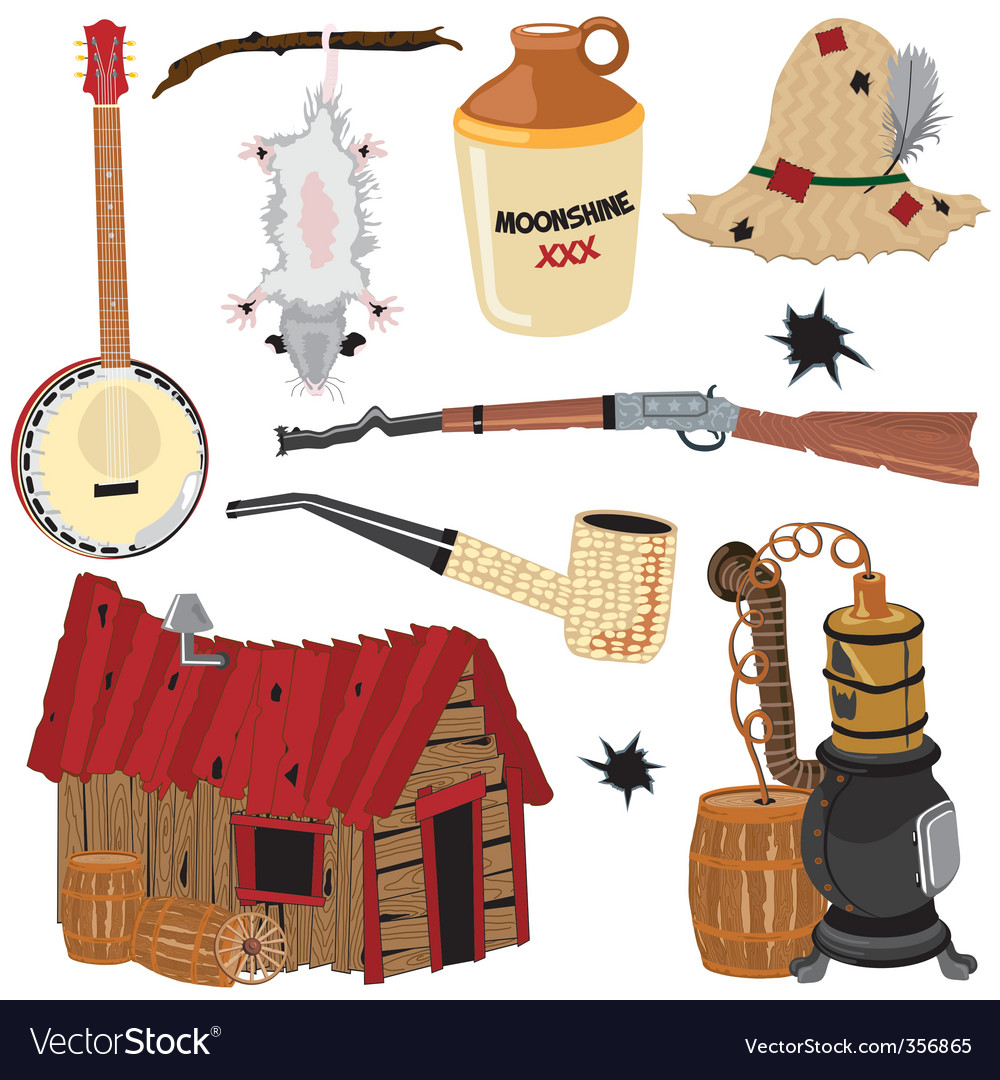 Clipart hillibilly graphic royalty free download Hillbilly clipart icons graphic royalty free download