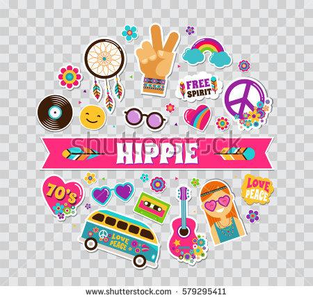 Clipart hippie gratuit png freeuse stock Hippie Banque d'images, d'images et d'images vectorielles libres ... png freeuse stock