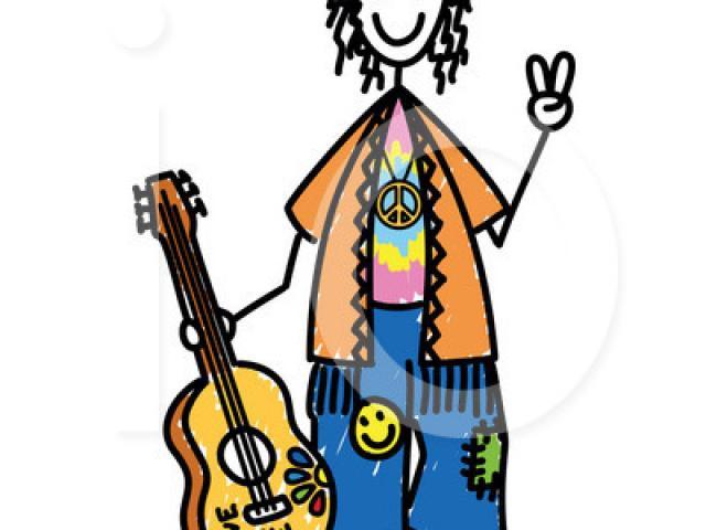 Clipart hippies svg transparent Free Hippies Clipart hippie chick, Download Free Clip Art on Owips.com svg transparent