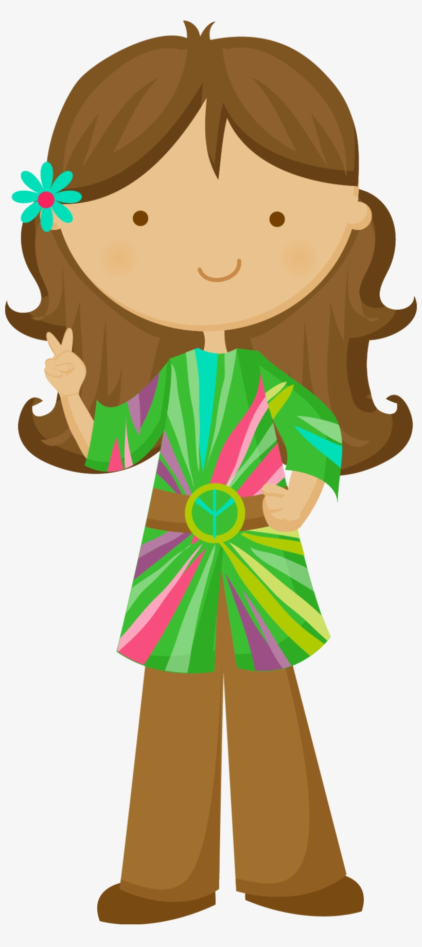 Clipart hippies banner transparent stock Hippie Clipart Flower Child - Hippie Clipart Png Transparent PNG ... banner transparent stock