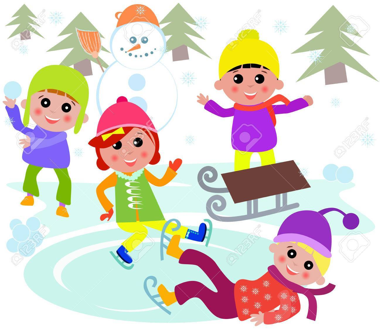 Clipart hiver graphic free download Hiver clipart 5 » Clipart Portal graphic free download