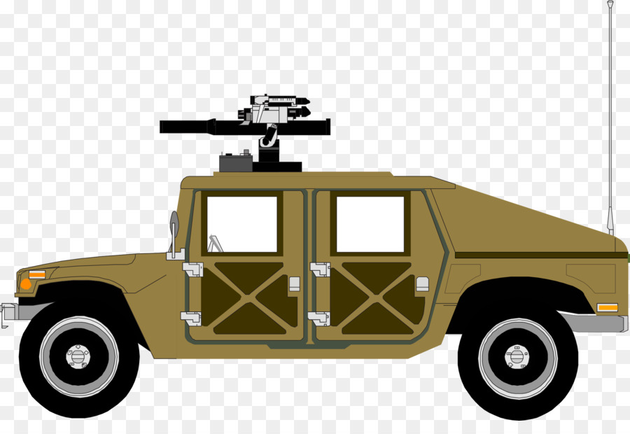 Clipart hmmwv vector library library Army Cartoon png download - 2400*1602 - Free Transparent Humvee png ... vector library library