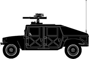 Clipart hmmwv clip art library stock HMMWV Humvee Clipart   Clipart Panda - Free Clipart Images clip art library stock