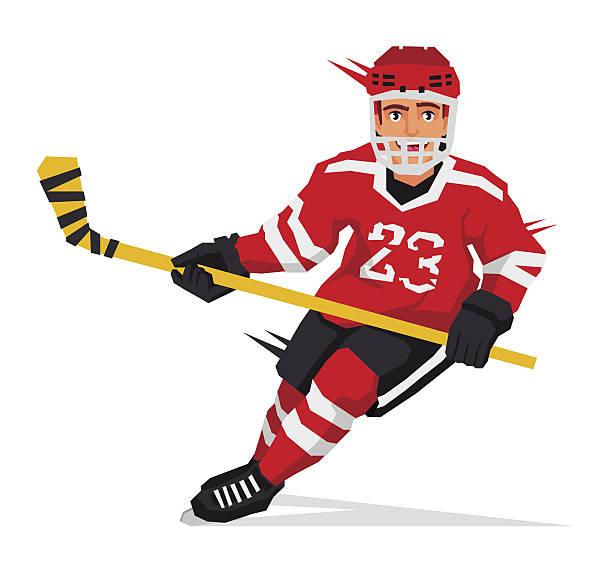 Clipart hockey clipart black and white stock 70+ Hockey Clipart | ClipartLook clipart black and white stock