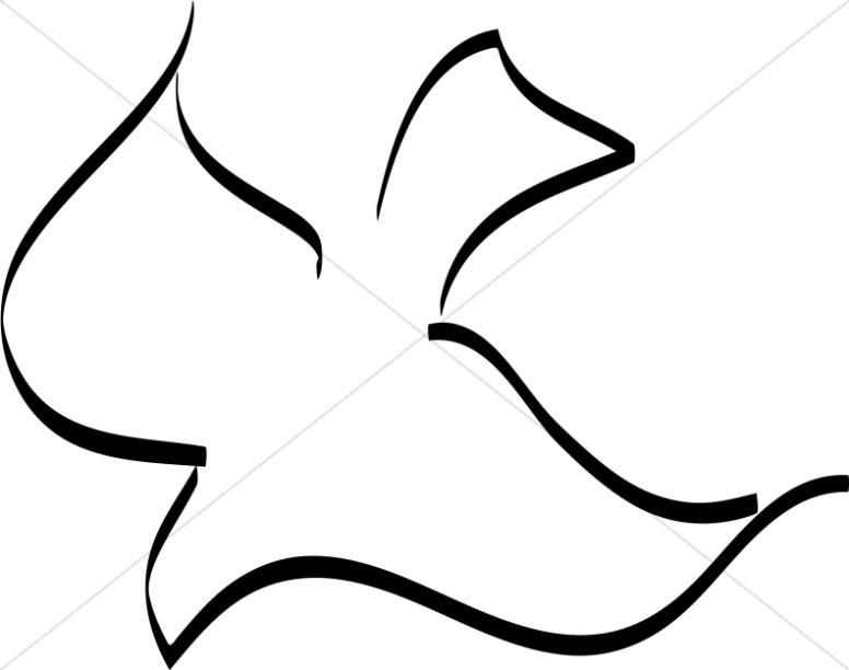Holy spirit clipart jpg free Holy Spirit Dove | Dove Clipart jpg free