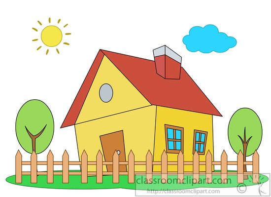 Clipart home jpg free Free home clipart clip art pictures graphics illustrations - Clipartix jpg free